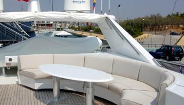 Kallista Charter Yacht - 2