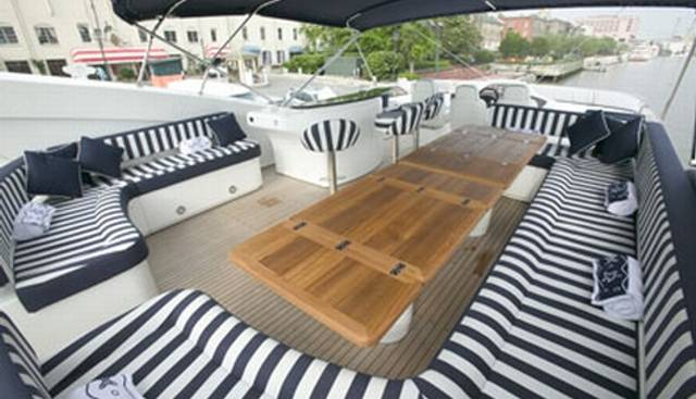 Pearl  Charter Yacht - 2