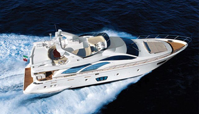 Marta I Charter Yacht
