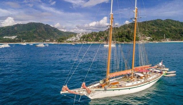 Dallinghoo Charter Yacht - 8
