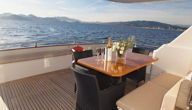 Serene Seas Charter Yacht - 8