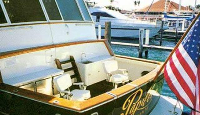 Papillon Charter Yacht - 3