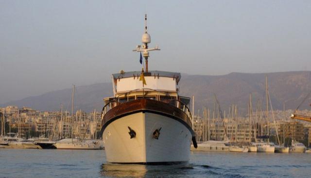 Hercule Poirot Charter Yacht - 2