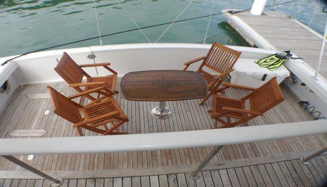 Silver Queen Charter Yacht - 6
