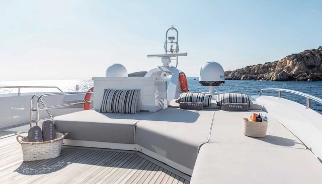 Eleven I Charter Yacht - 3