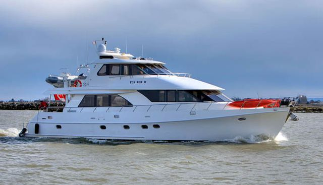 Toy Box II Charter Yacht