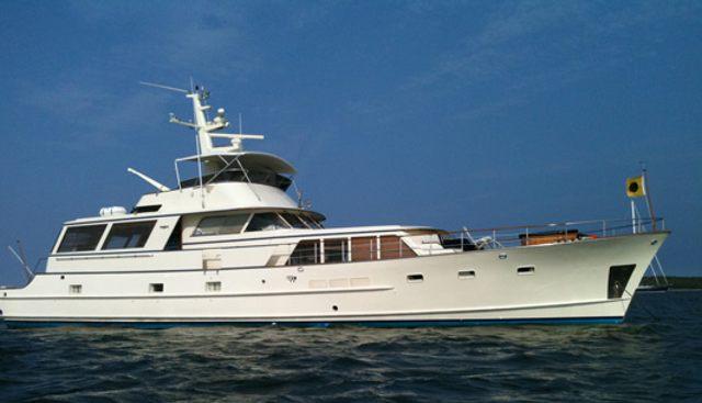 Izmo Charter Yacht