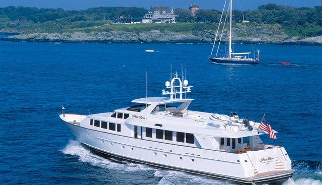 Fae Lon Charter Yacht - 3