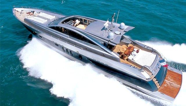 Shenu Charter Yacht - 2