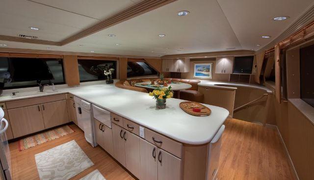 Golden Touch Charter Yacht - 6