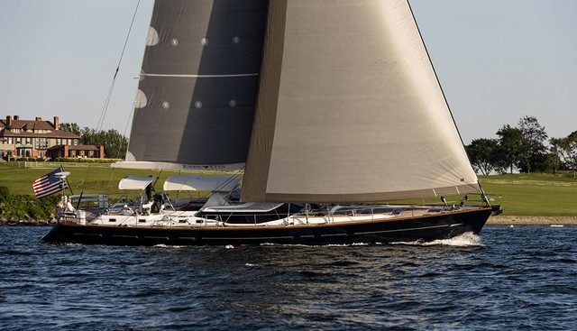 Ravenclaw Charter Yacht