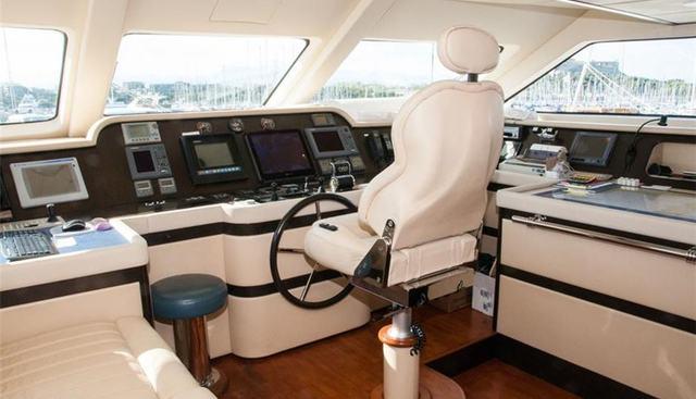 Rutli E Charter Yacht - 8