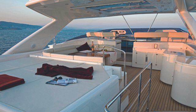 Criscate G Charter Yacht - 2