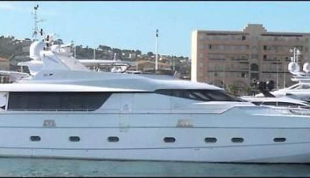 Lady Jeanne Charter Yacht