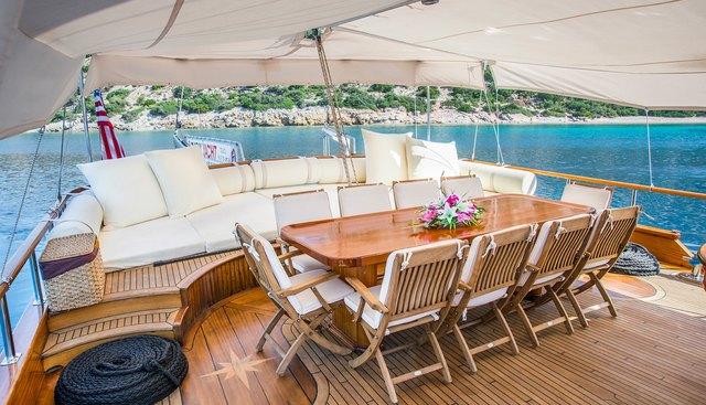 Dea Delmare Charter Yacht - 4