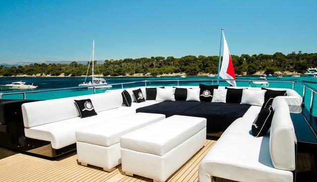Rock 13 Charter Yacht - 3