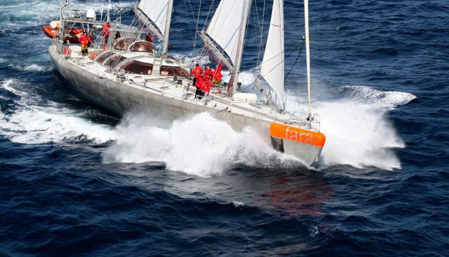 Tara Charter Yacht