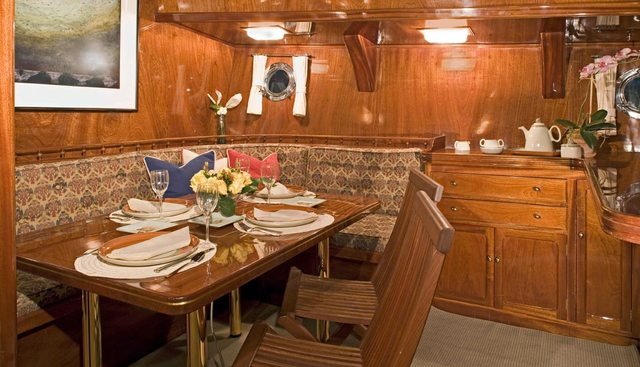 Altair Charter Yacht - 2