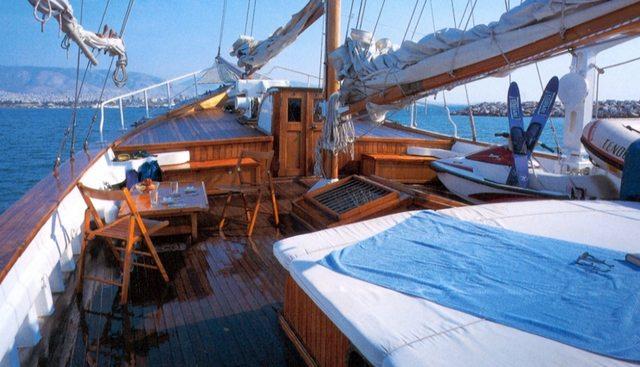 Zora Charter Yacht - 2