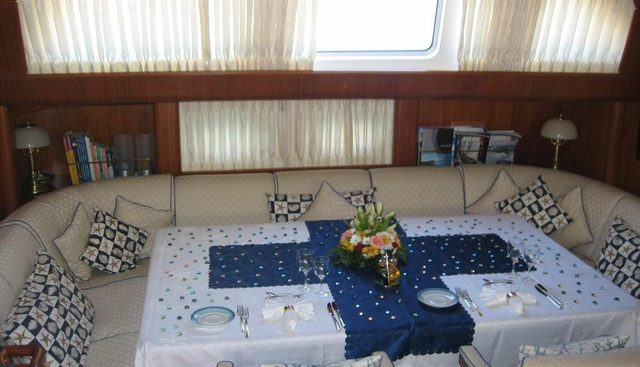Sailing T Charter Yacht - 5