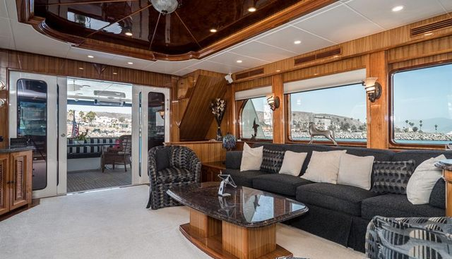 Going Coastal Charter Yacht - 7
