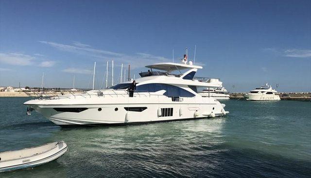Rosita Charter Yacht