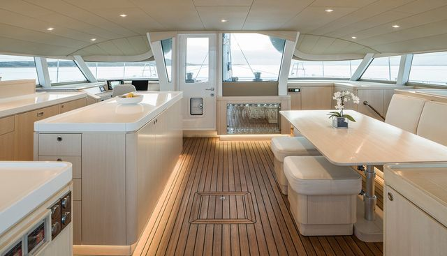 Cygnus Cygnus Charter Yacht - 4