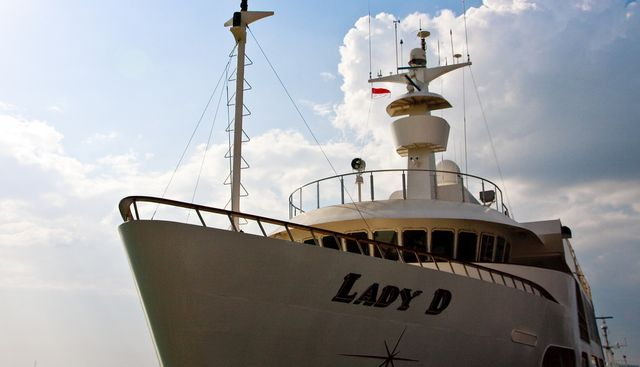 Lady D Charter Yacht - 2