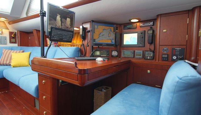 Billy Budd Charter Yacht - 4