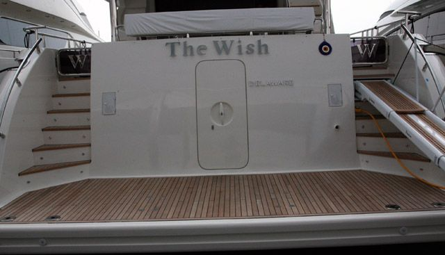 The Wish Charter Yacht - 4