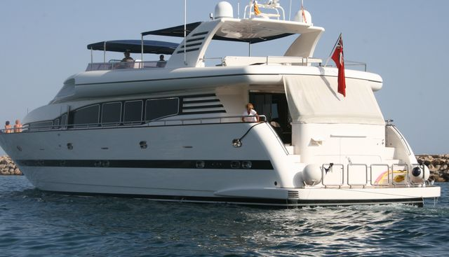 Smiles of London Charter Yacht - 5