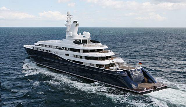 Al Mirqab Charter Yacht - 4