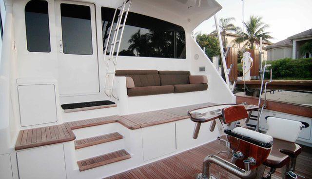 Away We Go Again Charter Yacht - 5