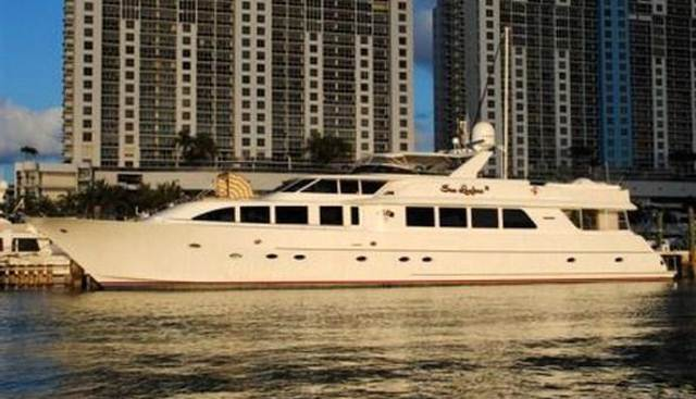 Good Girl Charter Yacht