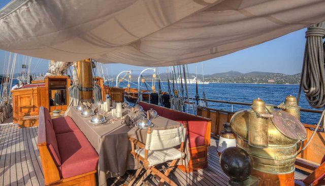 Trinakria Charter Yacht - 3