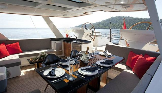 Silver Lining Charter Yacht - 2