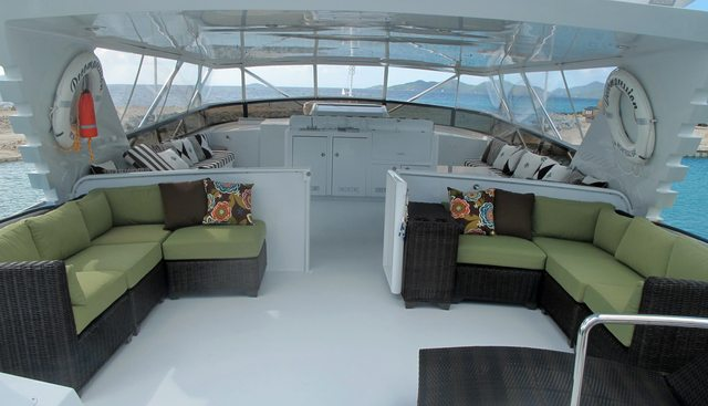 Decompression Charter Yacht - 6