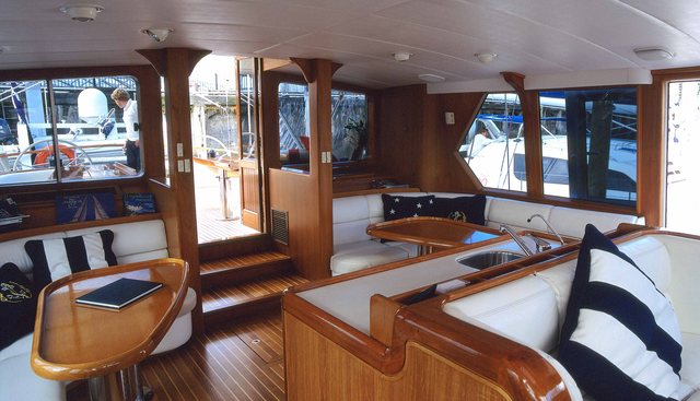 Pacific Eagle Charter Yacht - 8