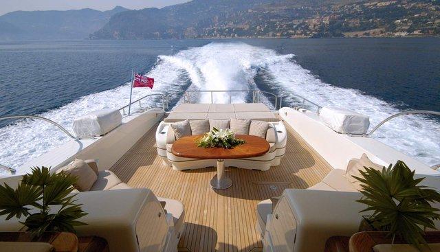Ellicha Charter Yacht - 5
