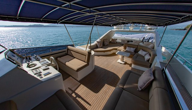 Say Yes Charter Yacht - 2