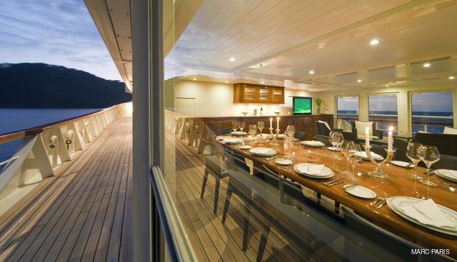Seawolf Charter Yacht - 8