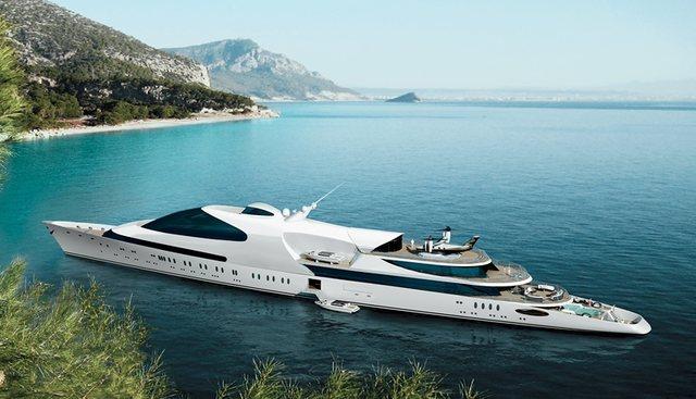 Yas Charter Yacht