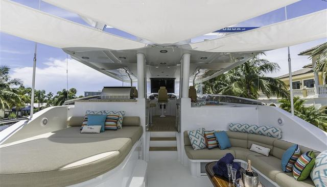 Something Southern Charter Yacht - 5