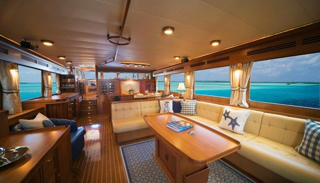 Alexandra Bear Charter Yacht - 4