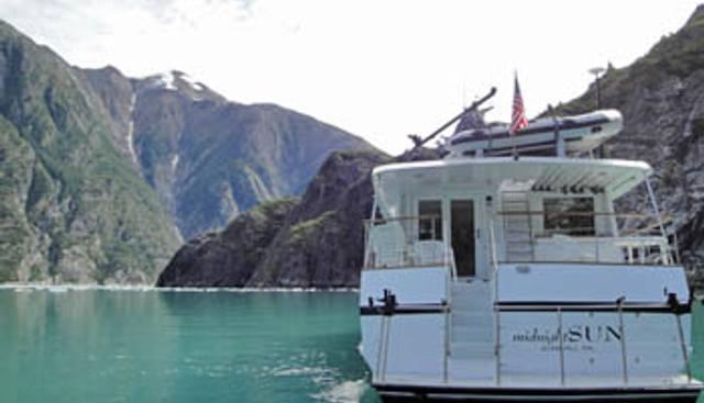 Midnight Sun Charter Yacht - 2