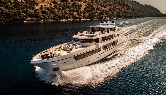 Adamaris Charter Yacht