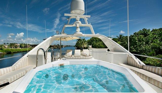 Siete Charter Yacht - 2