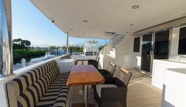 Shear Madness Charter Yacht - 3