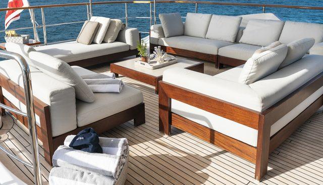 Orso 3 Charter Yacht - 3