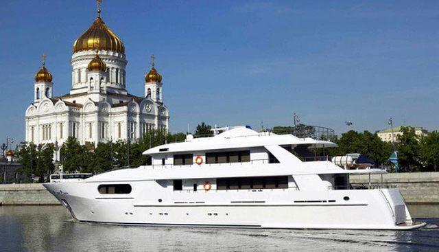 Priboy Charter Yacht - 2